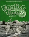 English Time 3 : Workbook