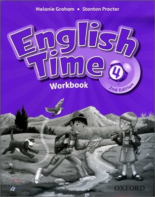 English Time 4 : Workbook