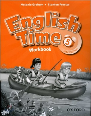 English Time 5 : Workbook