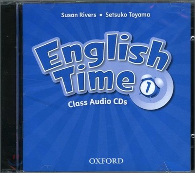 English Time 1 : Class Audio CD