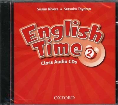 English Time 2 : Class Audio CD