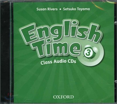 English Time 3 : Class Audio CD