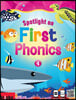 Spotlight on First Phonics 4 : Student Book + Storybook + Multi CD