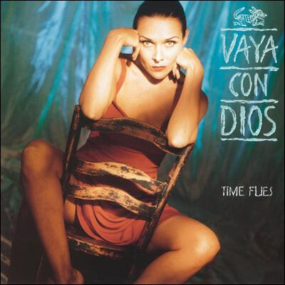 Vaya Con Dios (바이아 콘 디오스) - Time Flies [화이트 컬러 LP]