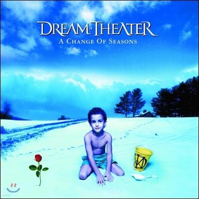 Dream Theater (드림 시어터) - A Change Of Seasons [블랙 디스크 2 LP]