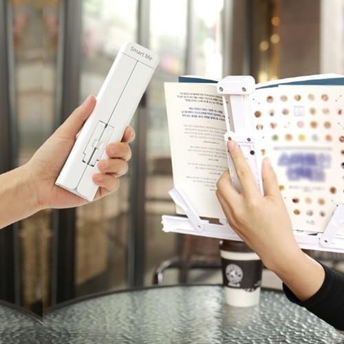 스마트미(SMARTME) 휴대용독서대/150g의 초경량/각도조절/북스탠드(book stand)