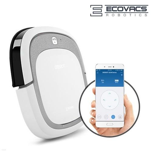 [ECOVACS]에코백스 디봇 SLIM2 로봇 청소기