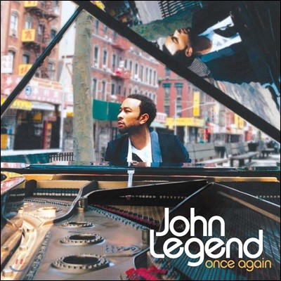 John Legend (존 레전드) - Once Again (Special Edition)