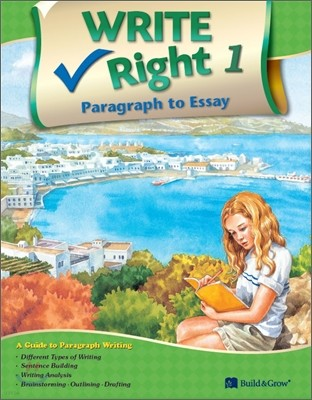Write Right Paragraph to Essay 1