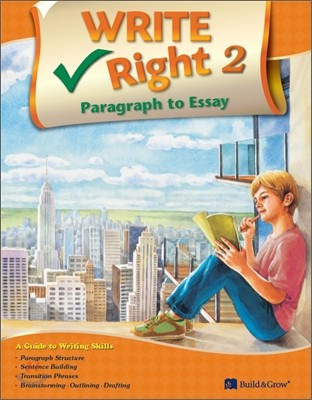 Write Right Paragraph to Essay 2
