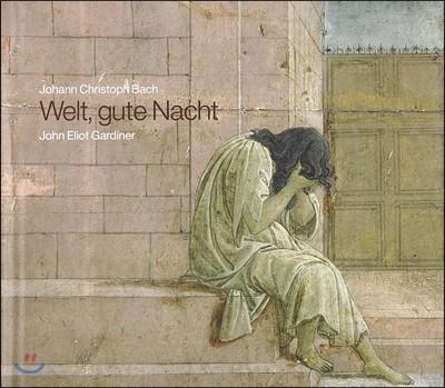 John Eliot Gardiner 요한 크리스토프 바흐: 종교 성악곡집 (J.C. Bach: Welt Gute Nacht) 존 엘리엇 가디너