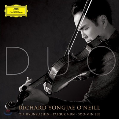 리처드 용재 오닐 - 듀오 [비올라 이중주] (Richard Yongjae O'Neill - Duo)