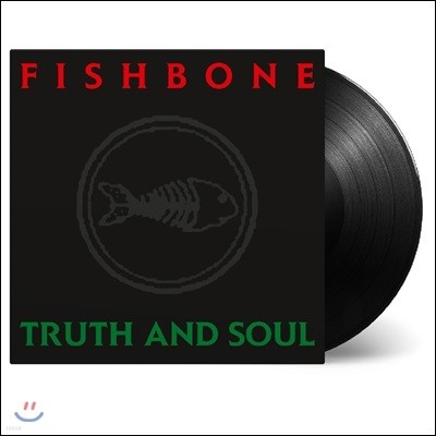 Fishbone (피쉬본) - Truth And Soul [LP]