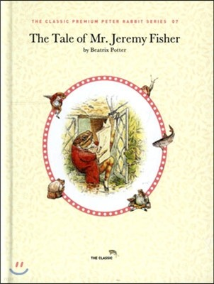 The Tale of Mr. Jeremi Fisher 영문판 미니북