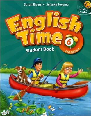 English Time 6 : Student Book with CD