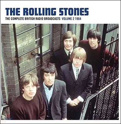 The Rolling Stones - The Complete British Radio Broadcasts Vol.2 1964 [화이트 컬러 LP]