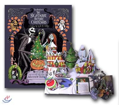 팀버튼 크리스마스의 악몽 팝업북 : Tim Burton's the Nightmare Before Christmas