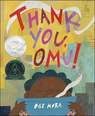 Thank You, Omu! : 2019 칼데콧 아너 수상작