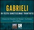 Jean Tubery 가브리엘리: 성삼위일체 축일을 위한 음악 (Gabrieli: In Festo Sanctissimae Trinitatis)