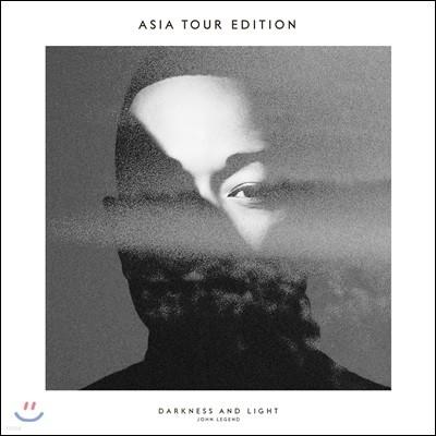 John Legend (존 레전드) - Darkness and Light [Asia Tour Edition]
