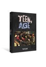세븐틴 (Seventeen) / 2집 앨범 Teen, Age 박수 (Rs Ver./미개봉)