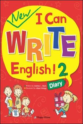 I Can Write English! 2 (Diary)