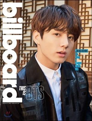 Billboard (주간) : 2018년 02월 17일 : 빌보드 BTS 방탄소년단 정국 커버