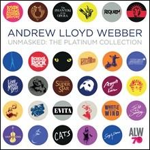 앤드류 로이드 웨버 뮤지컬 음악 모음집 (Andrew Lloyd Webber - Unmasked: The Platinum Collection )