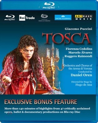 Marcelo Alvarez 푸치니 : 토스카 (Puccini : Tosca) [특별가]