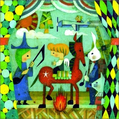 Kazumi Tateishi Trio - Ghibli Meets Jazz ~Memorable Songs~ (지브리, 재즈를 만나다)