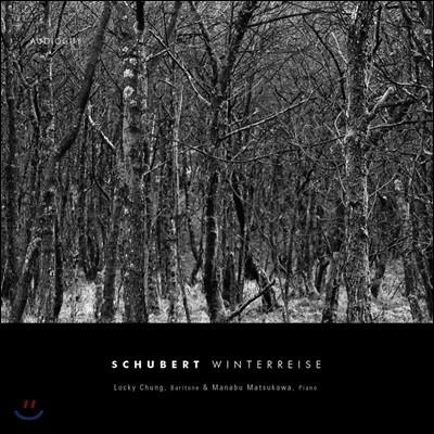 정록기 - 슈베르트: 겨울 나그네 (Schubert: Winterreise) [LP]