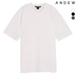 [ANDEW]남성 폴리와플변형 반팔TS(O182Z2300P)