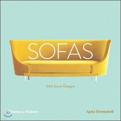 Sofas : 340 Iconic Designs