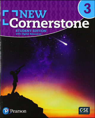 New Cornerstone, Grade 3 Student Edition with eBook (soft cover)