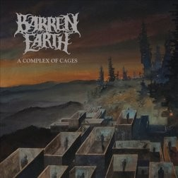 Barren Earth - A Complex Of Cages (Digipack)