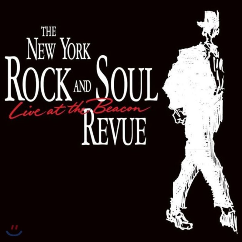 The New York Rock And Soul Revue - Live At The Beacon [2 LP]