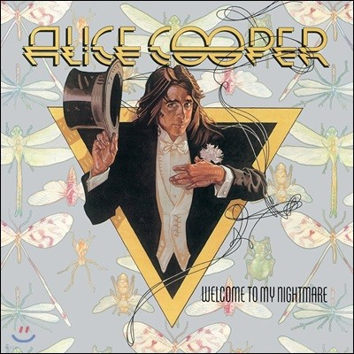 Alice Cooper (앨리스 쿠퍼) - Welcome To My Nightmare [퍼플 컬러 LP]