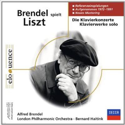 알프레드 브렌델 - 리스트 피아노 작품집 (Brendel Spielt Liszt) (5CD Boxset) - Alfred Brendel