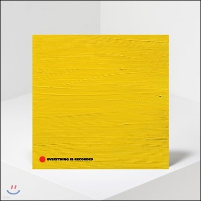 Everything Is Recorded (에브리띵 이즈 리코디드) - Everything Is Recorded by Richard Russell [LP+CD]