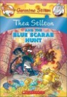 Geronimo Stilton : Thea Stilton and the Blue Scarab Hunt