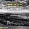 Le Nuove Musiche 몬테베르디: 마드리갈 5, 6권 (Monteverdi: Madrigali Libri V & VI)