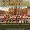 Federico Bardazzi 몬테베르디 / 가브리엘리: 1600년대 베니스 성 마르코 대성당 부활절 미사곡 (Monteverdi & Gabrieli)
