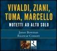 James Bowman 카운터 테너를 위한 모테트 - 비발디 / 지아니 / 마르첼로 외 (Motetti ad Alto Solo)