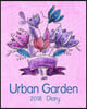 Urban Garden: 2018 Page a Week Diary - Planner with Notes