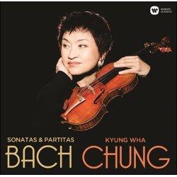 정경화 - 바흐: 무반주 바이올린 소나타와 파르티타 전곡집