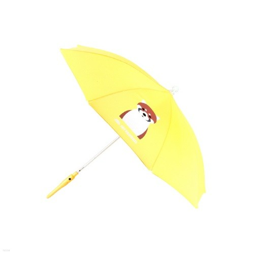 [SAFEGUARD] 세이프가드 아동용 LED 우산 너구리...