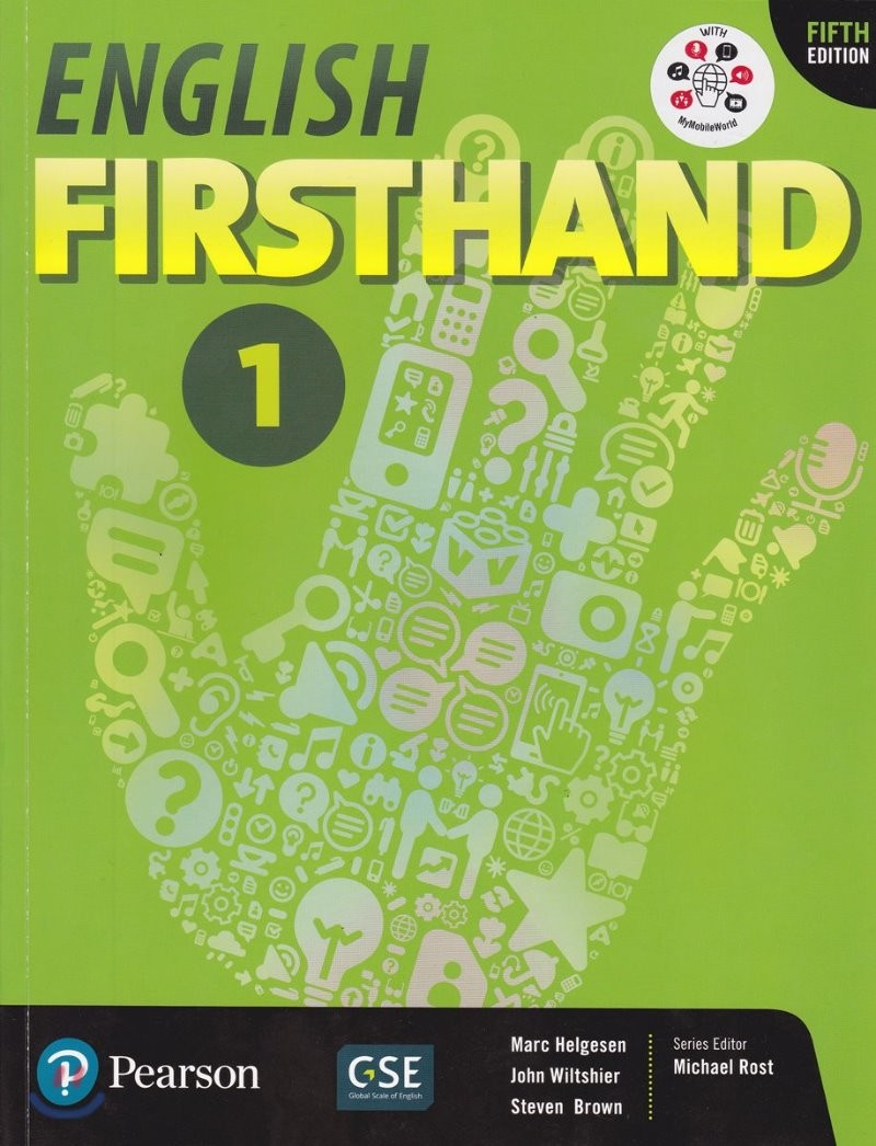 English Firsthand 1 : Student Book with MyMobileWorld