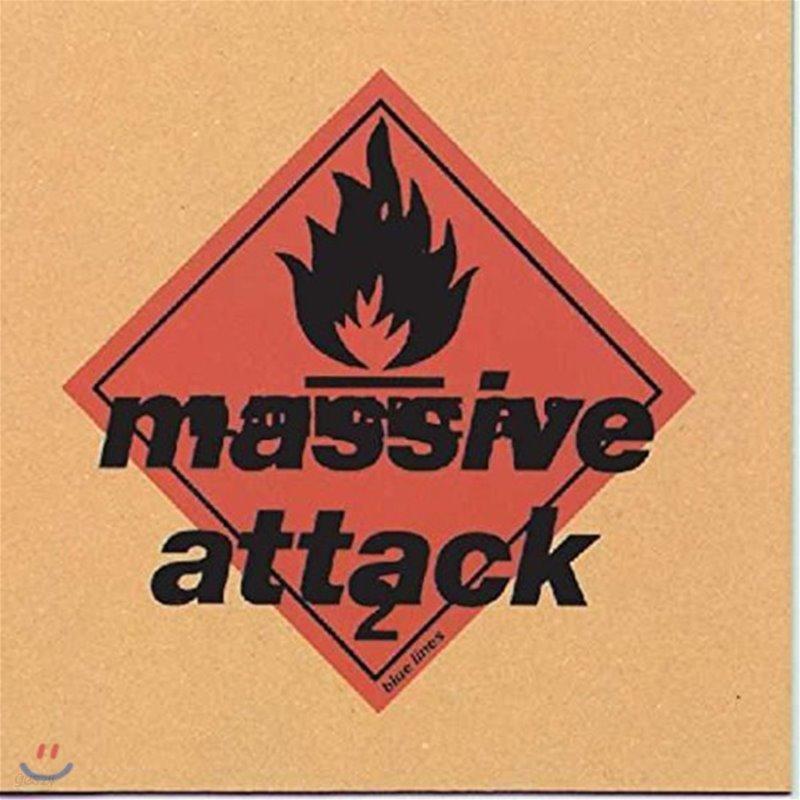 Massive Attack (매시브 어택) - Blue Lines [LP]