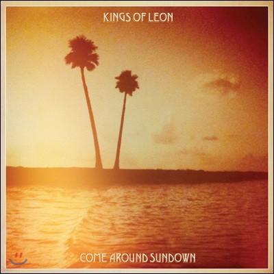 Kings Of Leon - Come Around Sundown 킹스 오브 리온 5집 [2 LP]