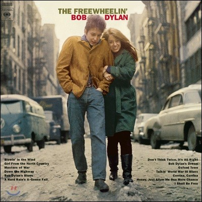 Bob Dylan - The Freewheelin' Bob Dylan [LP]
